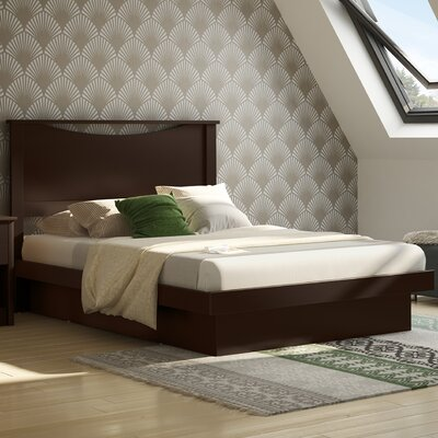 South Shore Full/Double Platform Bed