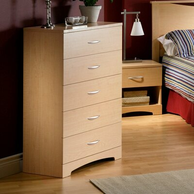 South Shore Copley 5 Drawer Chest
