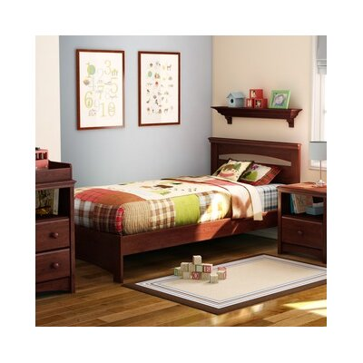South Shore Sweet Morning Twin Panel Customizable Bedroom Set