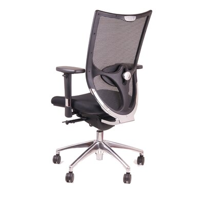 Synergie Incentive High Back Ergonomic Mesh Conference Chair with Arms