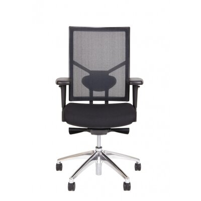 Synergie Strategie High Back Ergonomic Mesh Conference Chair with Arms