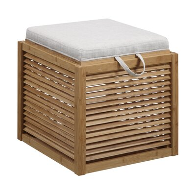 Convenience Concepts Designs 4 Comfort Storage Ottoman