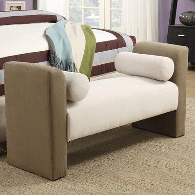 Convenience Concepts Designs4Comfort Monroe Lounge Ottoman