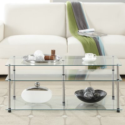 Convenience Concepts Designs2Go Coffee Table