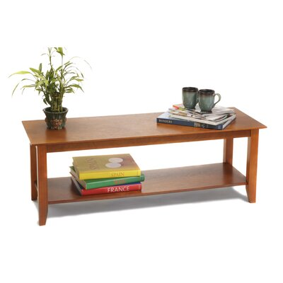 Convenience Concepts American Heritage Coffee Table