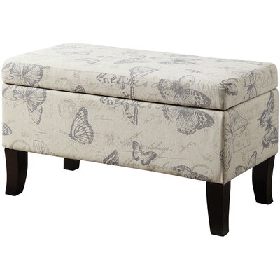 Convenience Concepts Designs 4 Comfort Storage Ottoman