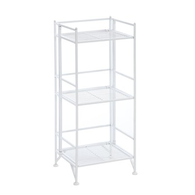 Convenience Concepts Designs 2 Go 3 Tier Folding Metal Shelf 32