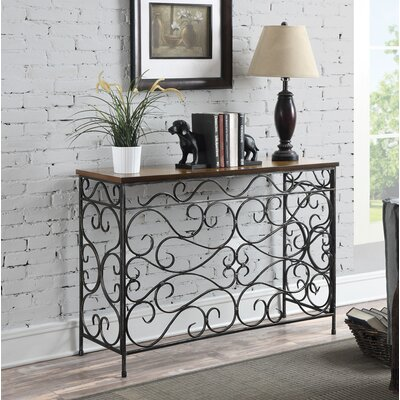 Convenience Concepts Wyoming Console Table