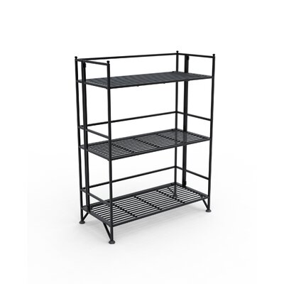 Convenience Concepts Xtra Storage 3 Tier Wide Folding Shelf 33