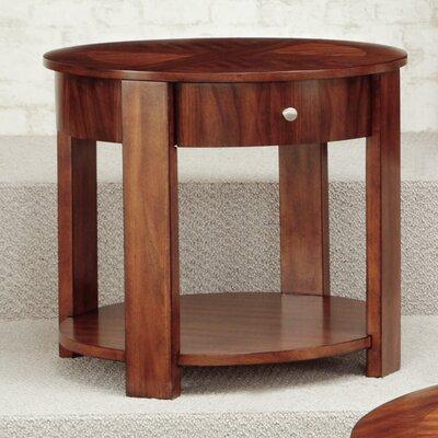 Hammary Maxim End Table