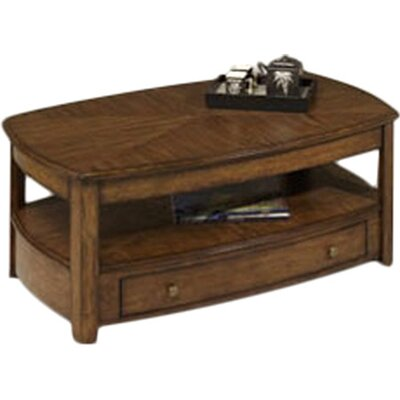 Hammary Primo Coffee Table with Lift-Top