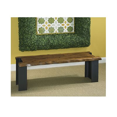 Hammary Hidden Treasures Wood Kitchen Bench