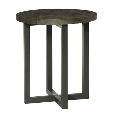 Hammary District End Table