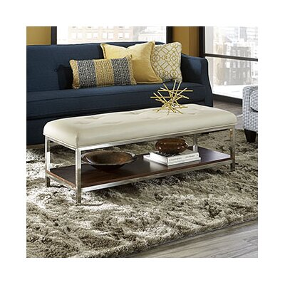 Hammary Xpress Bench Coffee Table