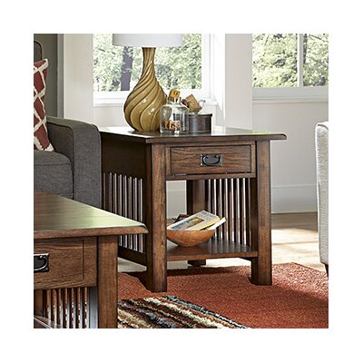 Hammary Canyon II End Table