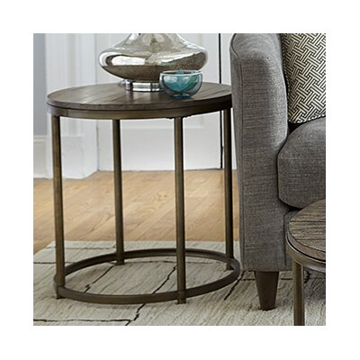 Hammary Leone End Table