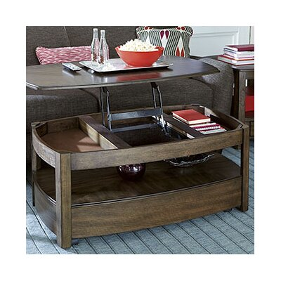 Hammary Primo Coffee Table with Lift Top