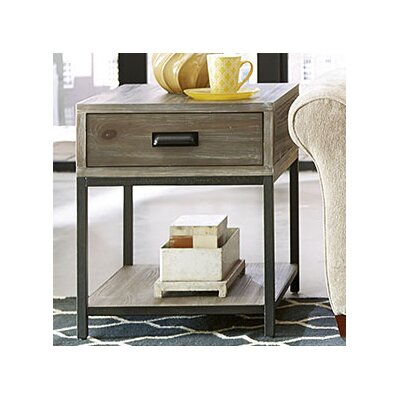 Hammary Parsons End Table