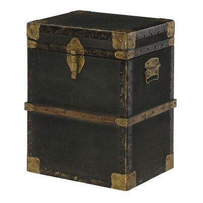Hammary Hidden Treasures Trunk End Table
