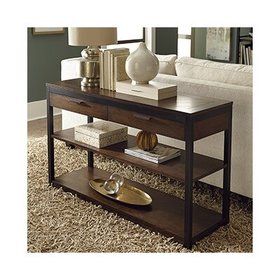 Hammary Franklin Console Table