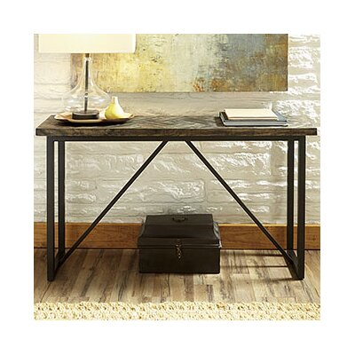 Hammary District Console Table