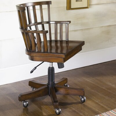 Hammary Mercantile Mid-Back Bankers Chair