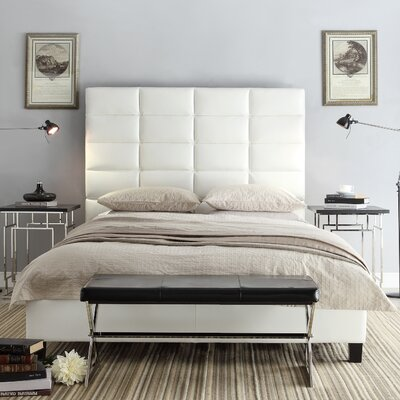 Kingstown Home Kingstown Upholstered Panel Bed