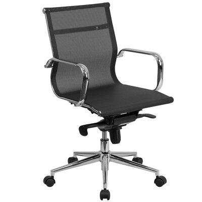 Flash Furniture Russia Mid-Back Mesh Executive Chair
