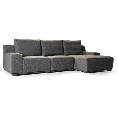 Modern Design International Platform Sectional