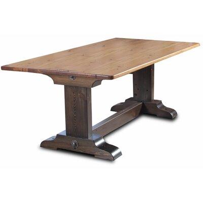 Vintage Flooring and Furniture Trestle Di..