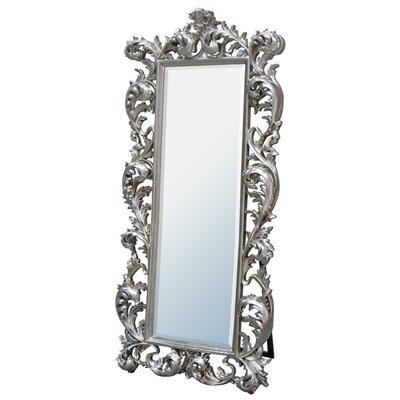 dusx baroque free standing mirror wayfair uk