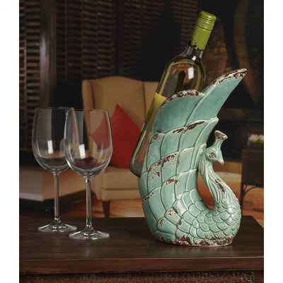 Bombay 1 Bottle Tabletop Wine Rack