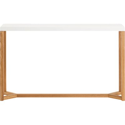 EQ3 Trivia Console Table