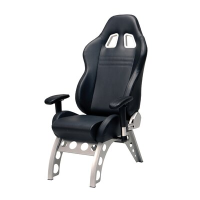 PitStop Furniture Receiver Chair Supported with Steel Alloy Base