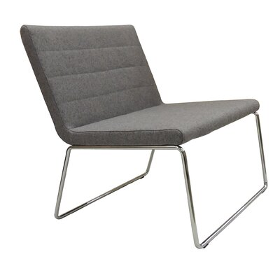 B&T Design Flu Camira Wool Lounge Chair