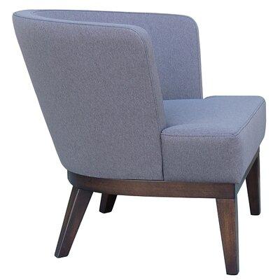 B&T Design Gela Sabine Fabric Lounge Chair