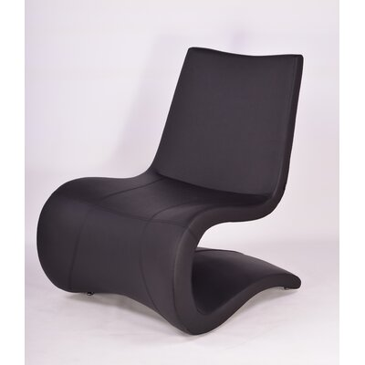 B&T Design Flow Eco Leather Lounge Chair