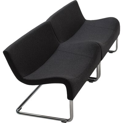 B&T Design Mono Wool Lounge Chair