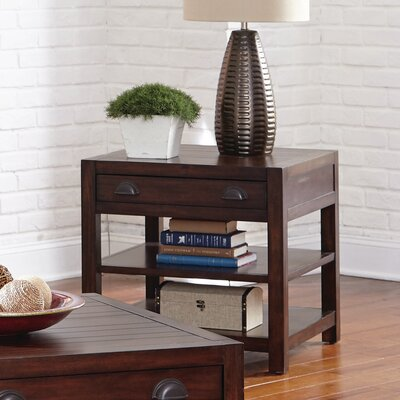 Donny Osmond Home Rosanna End Table