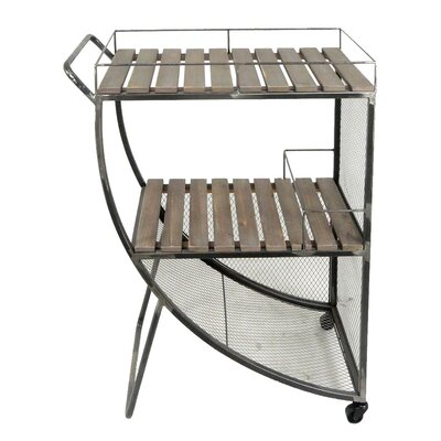 Donny Osmond Home Serving Cart