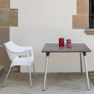 Resol Grupo Flash Square Dining Table
