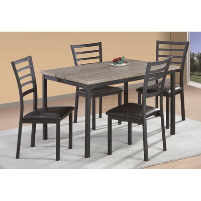 Zipcode™ Design Frankie 5 Piece Dining Set