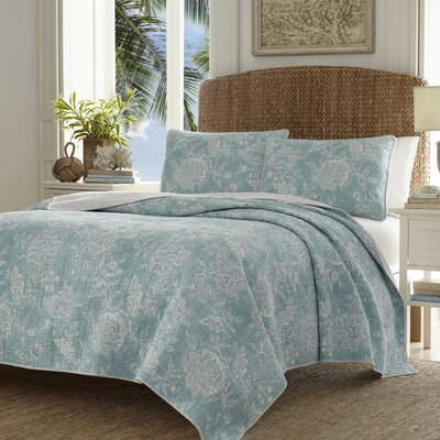 Tommy Bahama Bedding Tidewater Jacobean Quilt Set By Tommy Bahama Bedding Reviews Wayfair