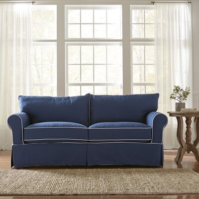 Birch Lane Jameson Sleeper Sofa with Contrast Welt
