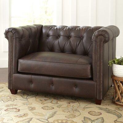 Birch Lane Hawthorn Leather Chair