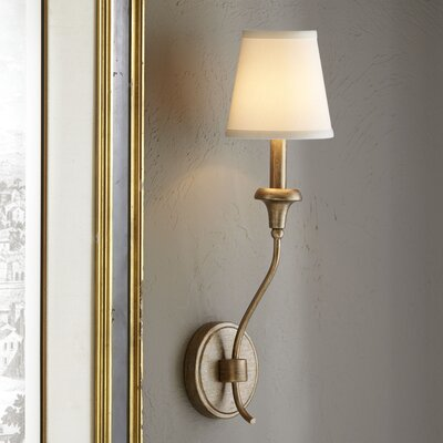 Birch Lane Traviston Wall Sconce Reviews Wayfair