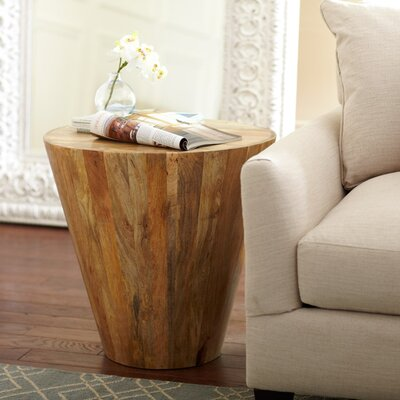 Birch Lane Timber Side Table