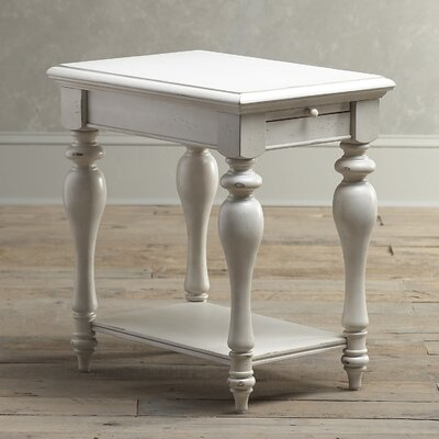 Birch Lane Perkins Chairside Table