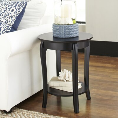 Birch Lane Alberts Round Side Table