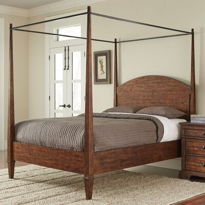 Birch Lane Schaffer Canopy Bed